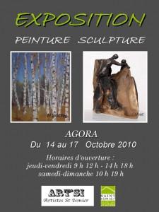Affiche Exposition 2010